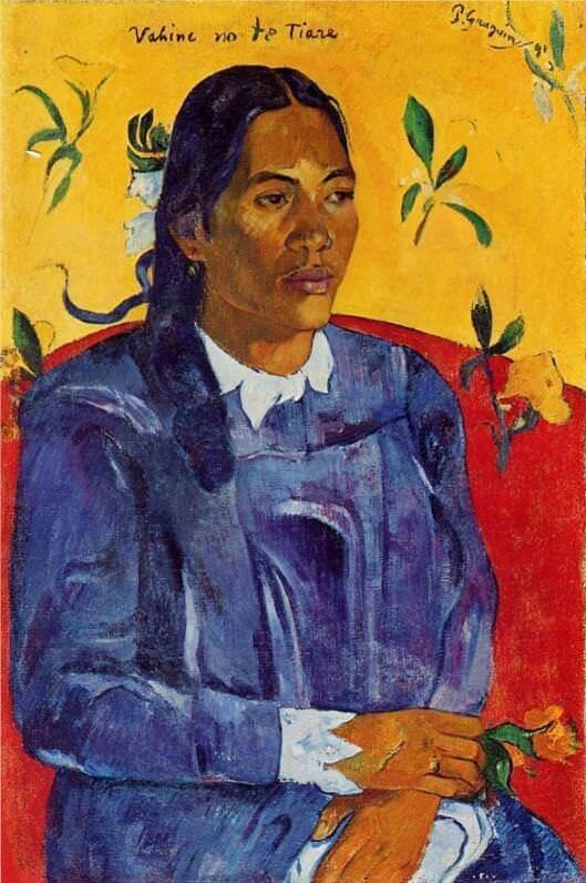 paul gauguin where do we come Paul gauguin - where do we come from what are we where are we going (1897) , boston museum of.